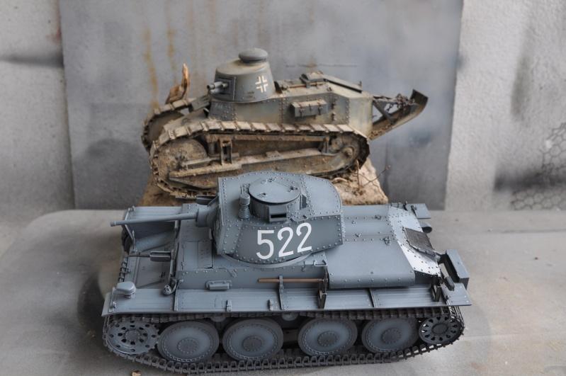 Panzer 38(T) Ausf.E/F - 1/16 - PANDA HOBBY. mise en boue  - Page 5 Dsc_0123