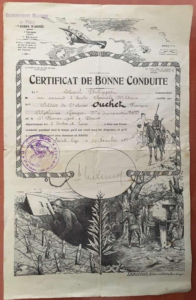 Certificat de bonne conduite Image10