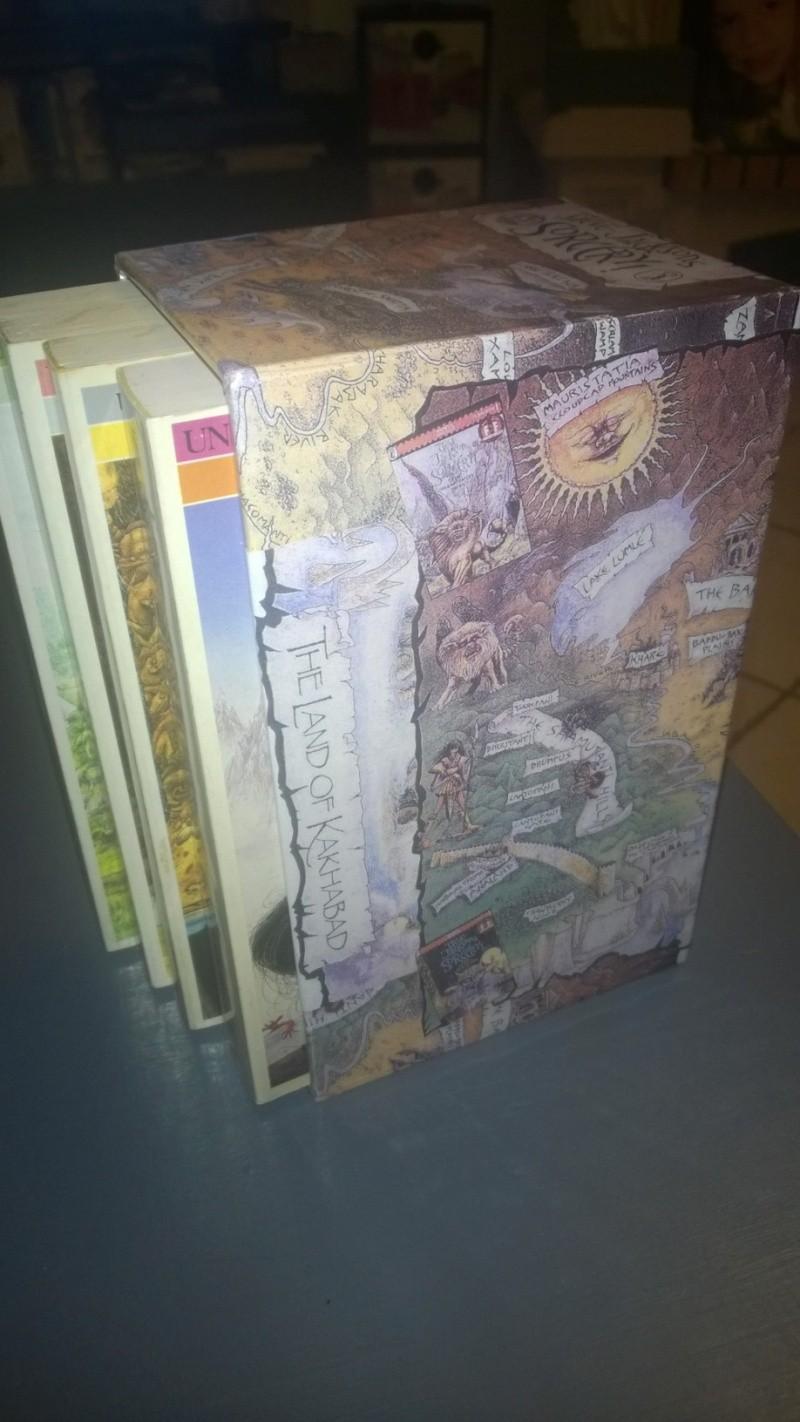 "Ma ""Dragon d'or box"" et ma ""Sorcery Box"" Sorcer11"