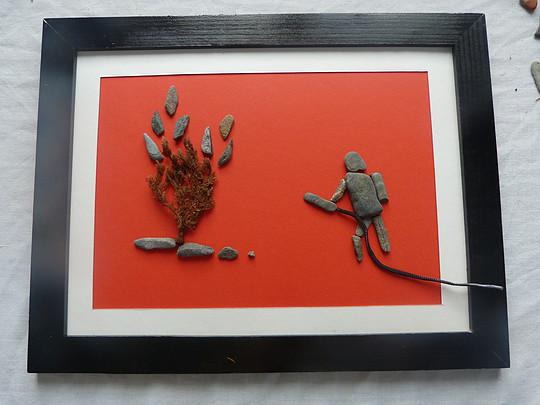 CREATIONS Art du galet  5c978b15