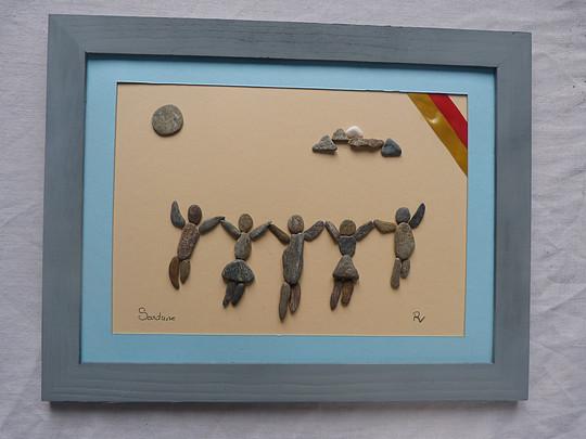 CREATIONS Art du galet  5c978b16