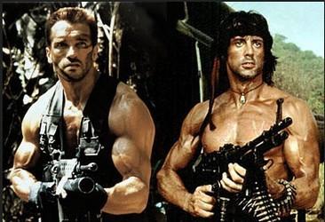 Acteurs ou actrices qui vous ont marqués dans les années 80 et 90 Arnold12