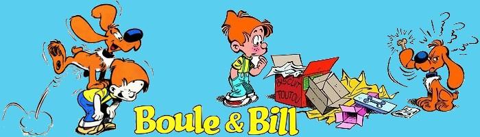 Les BD lues dans les années 80 et 90  Boule_11