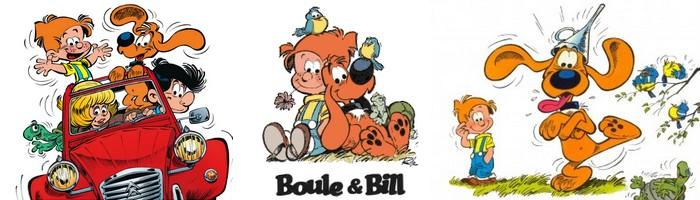 Les BD lues dans les années 80 et 90  Boule_12