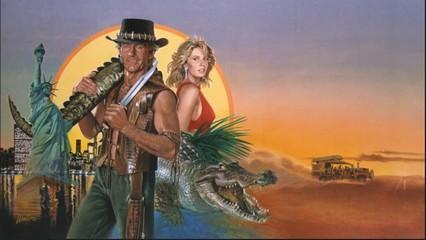 Crocodile Dundee la trilogie Crocod11