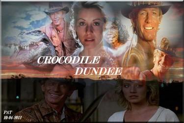 Crocodile Dundee la trilogie Crocod12