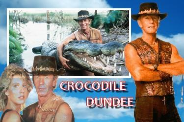 Crocodile Dundee la trilogie Crocod13