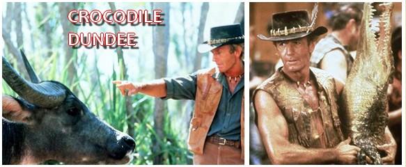 Crocodile Dundee la trilogie Crocod14