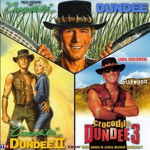 Crocodile Dundee la trilogie Crocod16