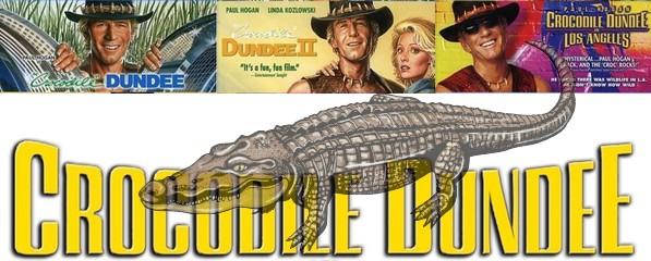 Crocodile Dundee la trilogie Crocod18