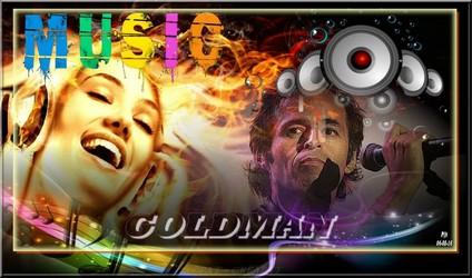 Bannières et photos sur les  chanteurs et chanteuses des années 80 (Créa Pat ) - Page 2 Goldma11