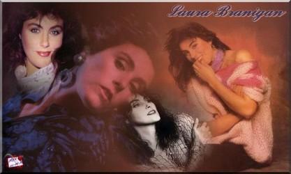 Bannières et photos sur les  chanteurs et chanteuses des années 80 (Créa Pat ) Laura_10