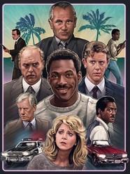 Le Flic de Beverly Hills :  la trilogie  Le_fli12