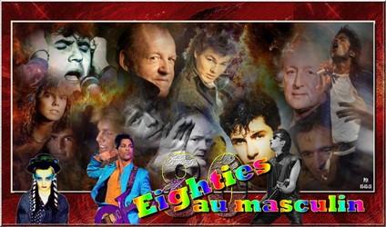 Bannières et photos sur les  chanteurs et chanteuses des années 80 (Créa Pat ) - Page 2 Les_8010