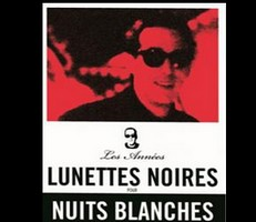 Lunettes noires pour nuits blanches Lunett10
