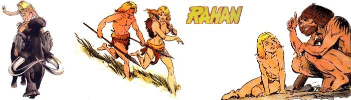 Les BD lues dans les années 80 et 90  Rahan_12