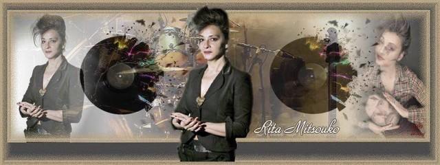 Bannières et photos sur les  chanteurs et chanteuses des années 80 (Créa Pat ) Rita_m10