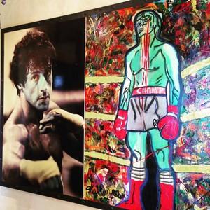 Graffiti chanteurs ( euses) 80,90 Rocky_10