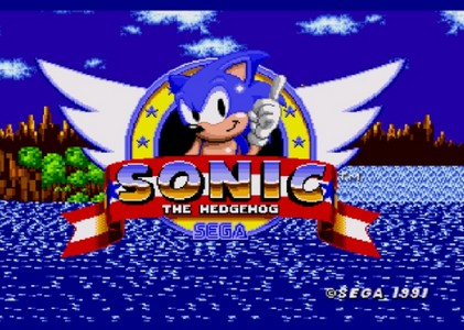 Sonic the Hedgehog ( master system/mégadrive/game gear) Sonic10