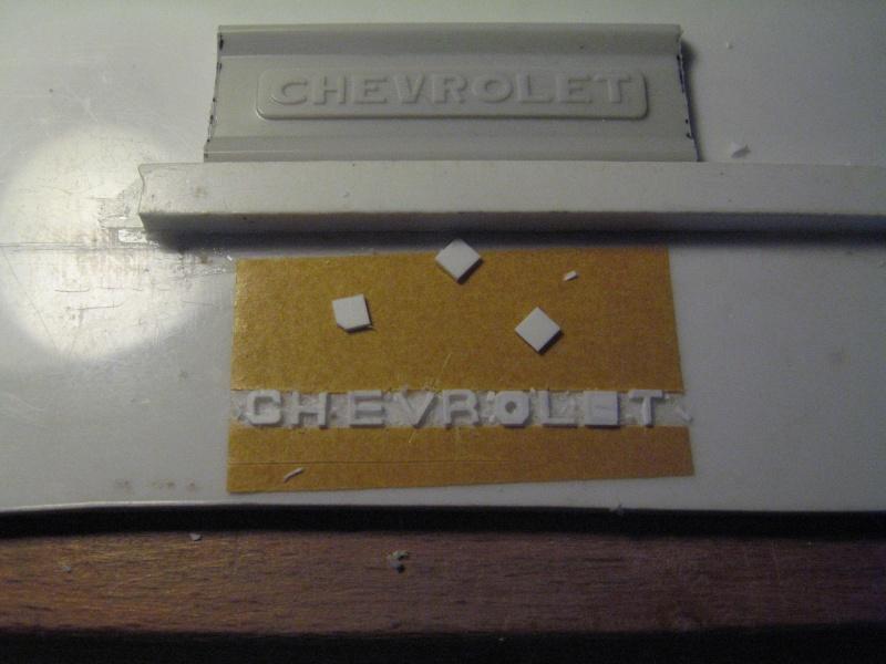 "#48 Chevy '47  ""cone's killer"" update du 9 octobre 5210"