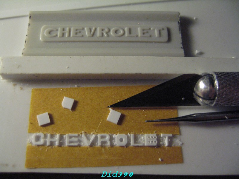 "#48 Chevy '47  ""cone's killer"" update du 9 octobre 5310"
