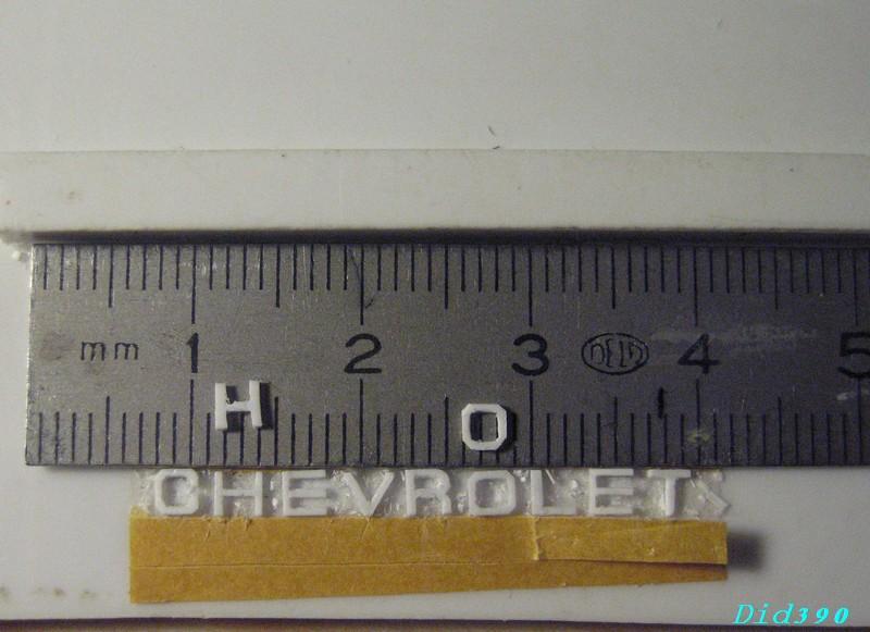 "#48 Chevy '47  ""cone's killer"" update du 9 octobre 5410"