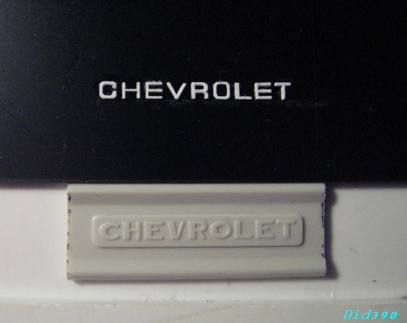 "#48 Chevy '47  ""cone's killer"" update du 9 octobre 5710"