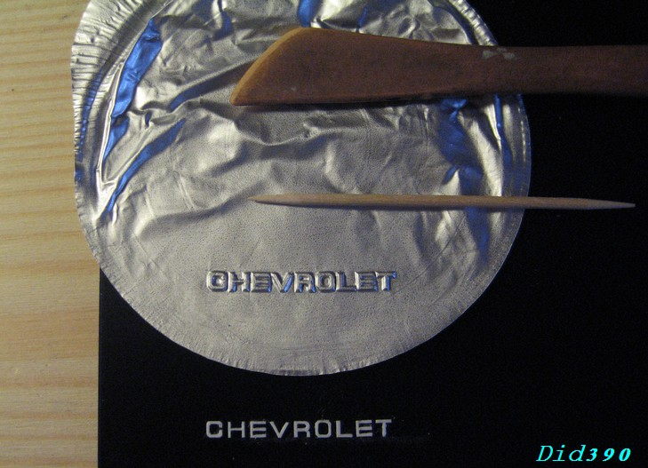 "#48 Chevy '47  ""cone's killer"" update du 9 octobre 5810"