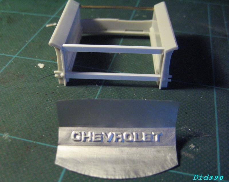 "#48 Chevy '47  ""cone's killer"" update du 9 octobre 6111"