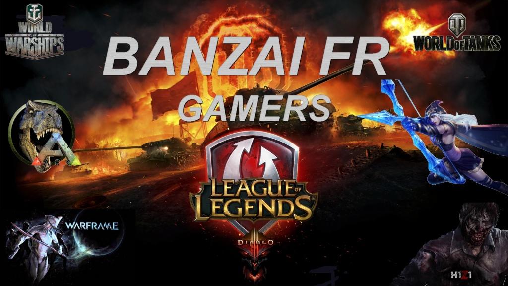 Banzaï FR