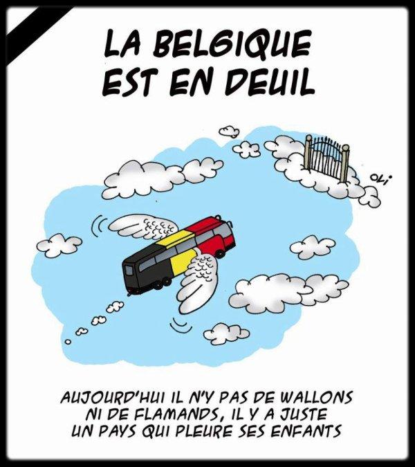 Belgique en deuil  30771610