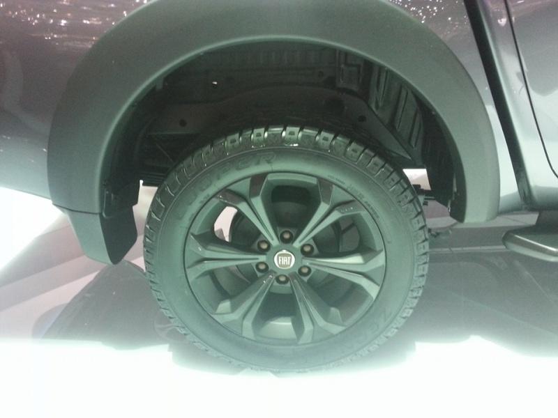 Fiat Fullback, nuovo pickup in casa FCA 12718210