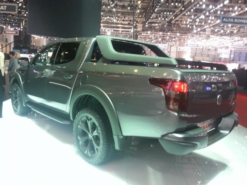 Fiat Fullback, nuovo pickup in casa FCA 12799210