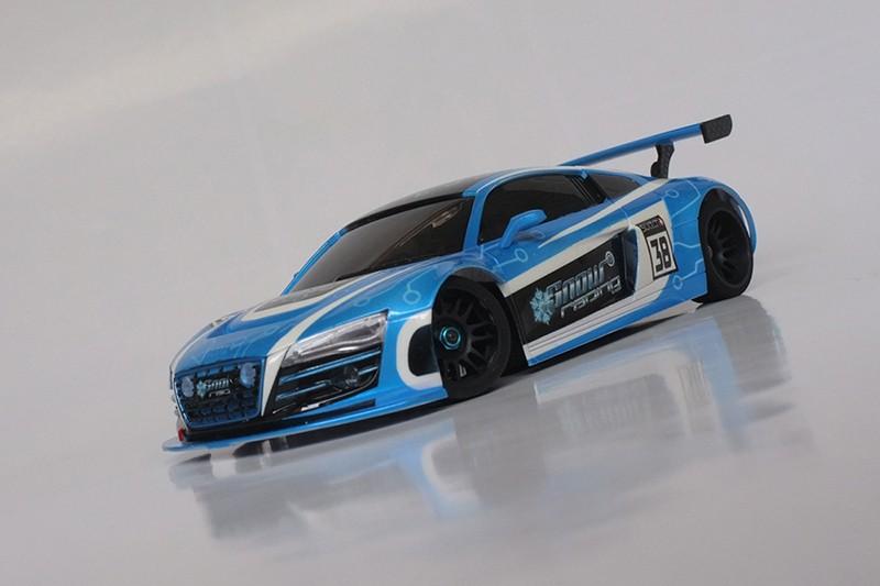 "Audi R8 ""SnowRacing"" 00116"