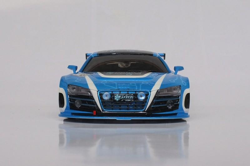 "Audi R8 ""SnowRacing"" 00211"