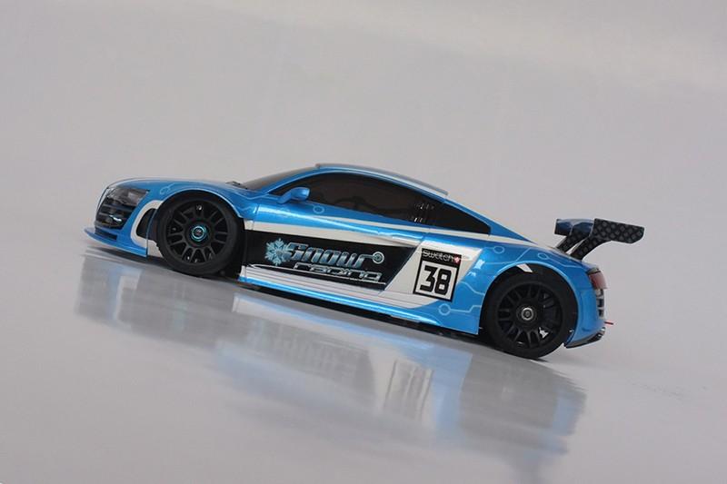 "Audi R8 ""SnowRacing"" 00311"
