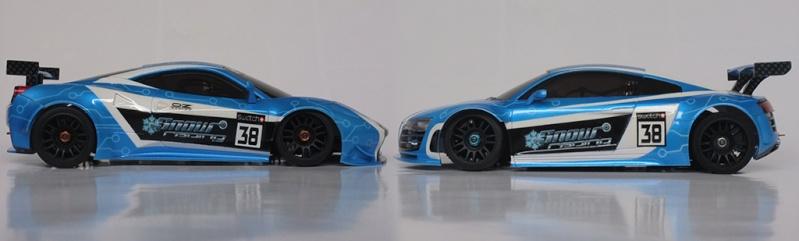 "Audi R8 ""SnowRacing"" Montag11"