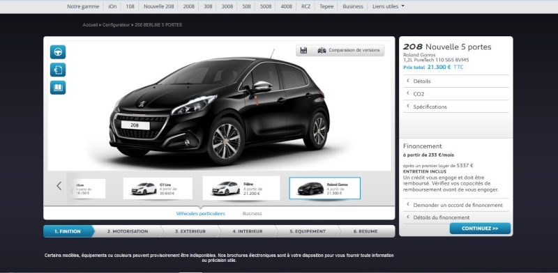 2015 - [Peugeot] 208 restylée - Page 14 208_ro10