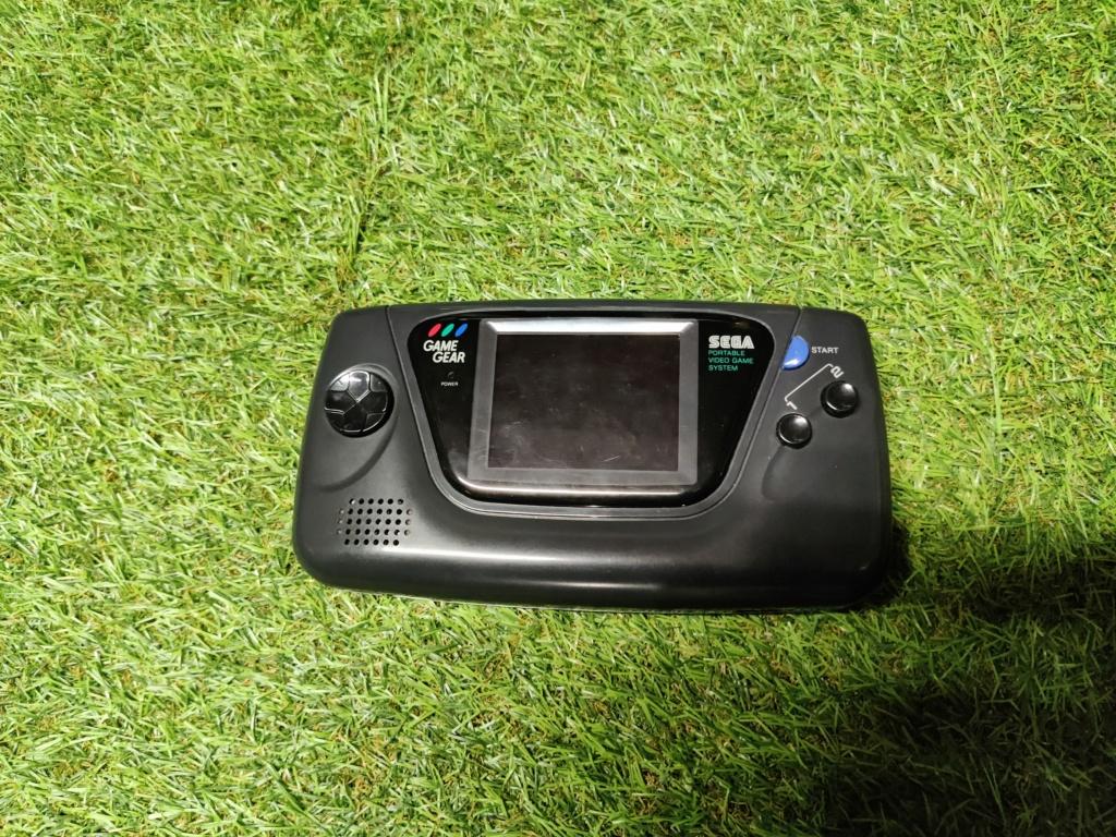 (vds) console game Gear tout les condos changés Img_2109