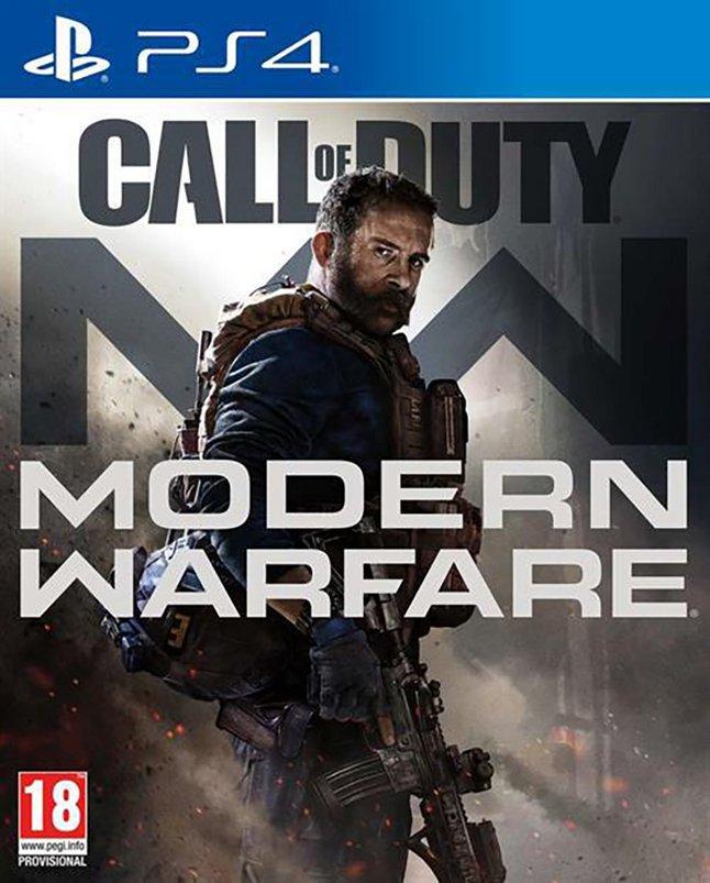 [vds] modern warfare ps4 Modern10