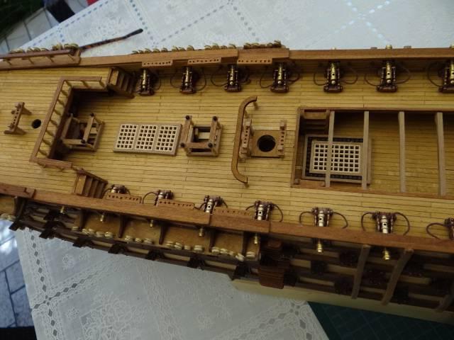 Rolf52 Baubericht zur Santissima Trinidad von OcCre - Seite 3 K-dsc022