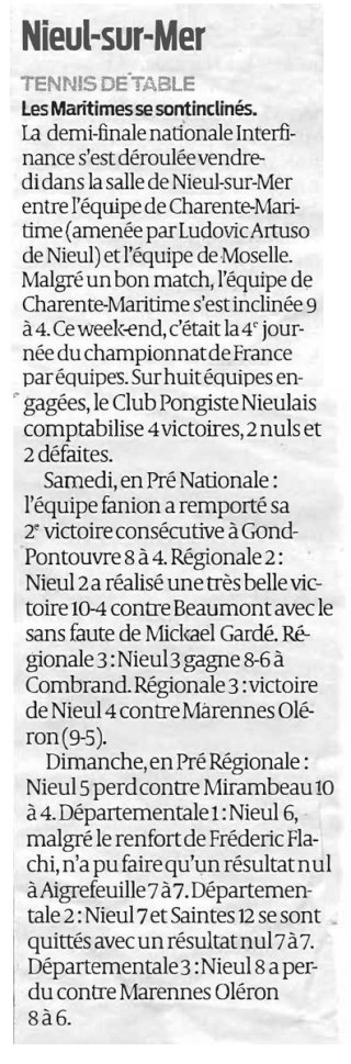 Sud Ouest 3 mars 2016 So201610