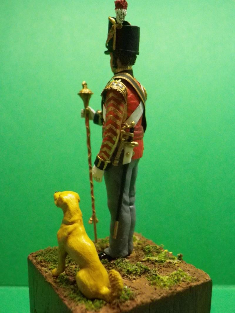 Tambour major anglais 1er empire Imgp1114