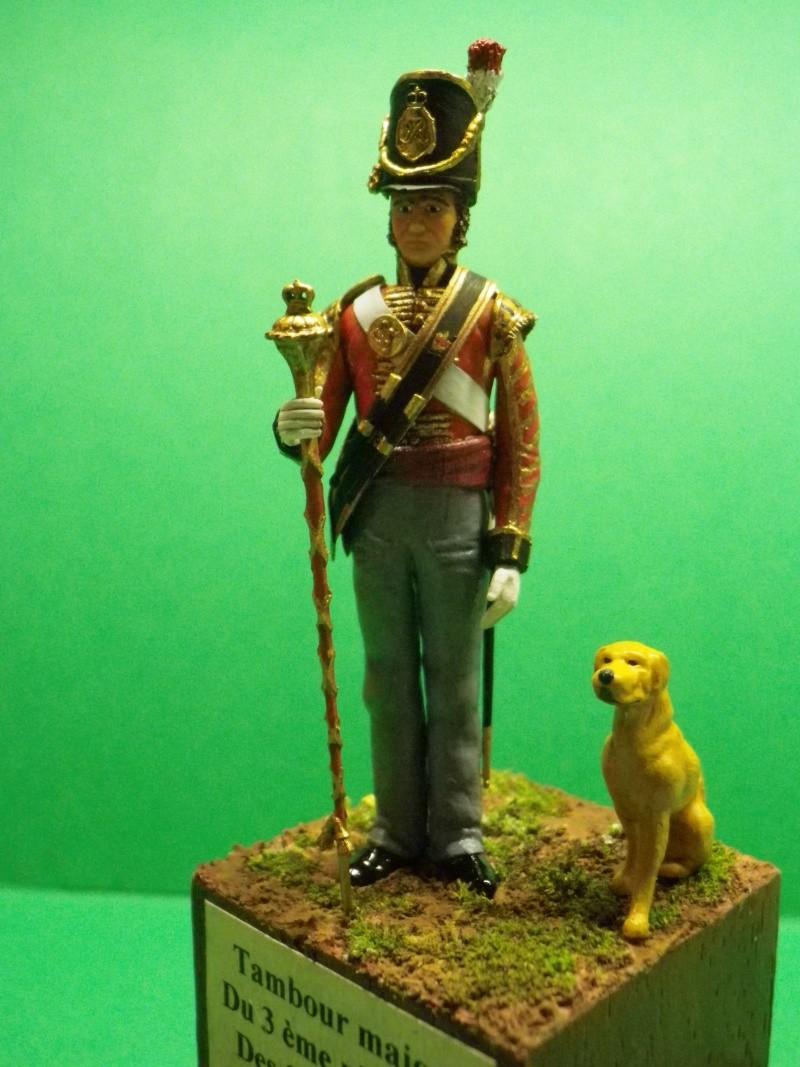 Tambour major anglais 1er empire Imgp1116