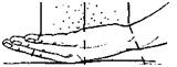 Позиция рук «открытая чаша»  97015315