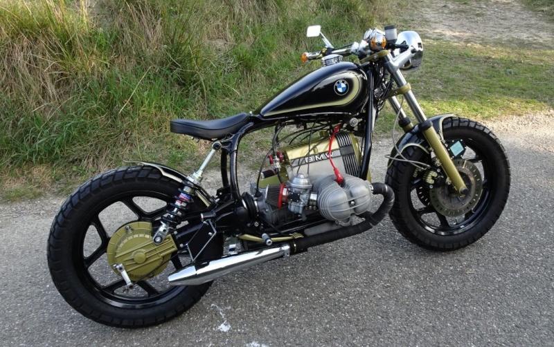 Brough Superior, marque moto élitiste de Lawrence d'Arabie, renaît à Toulouse Bobber10