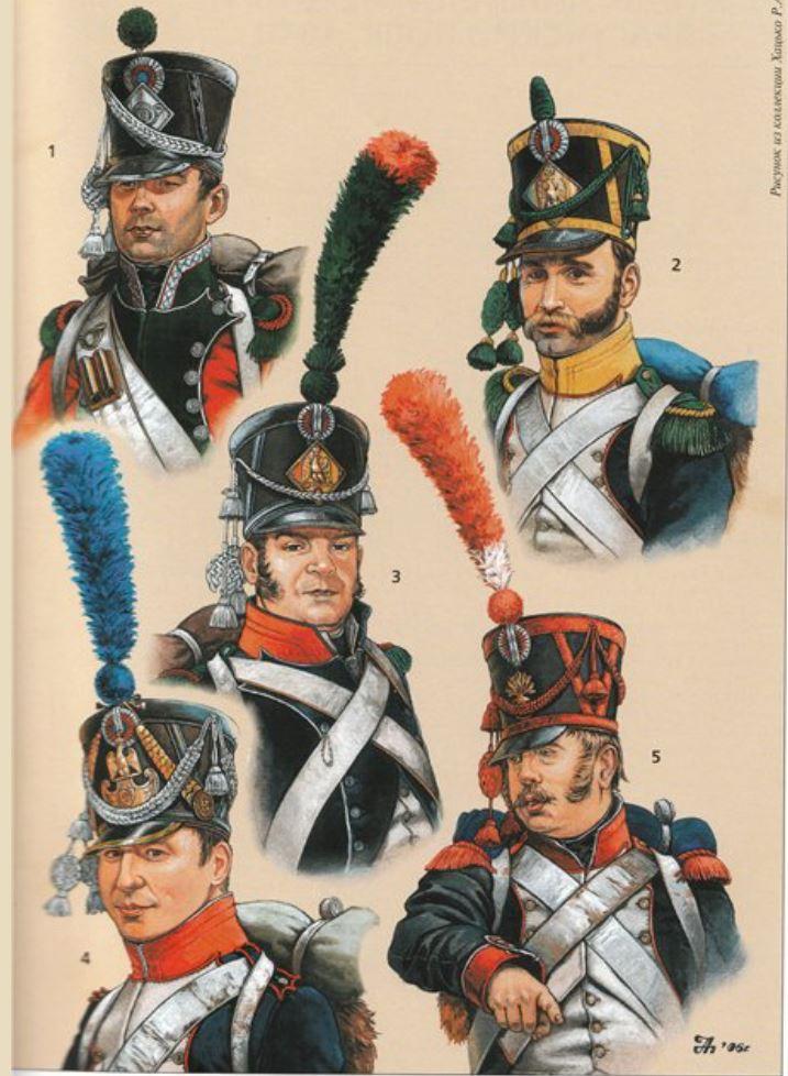 Uniforme de l'armée française Inffr10