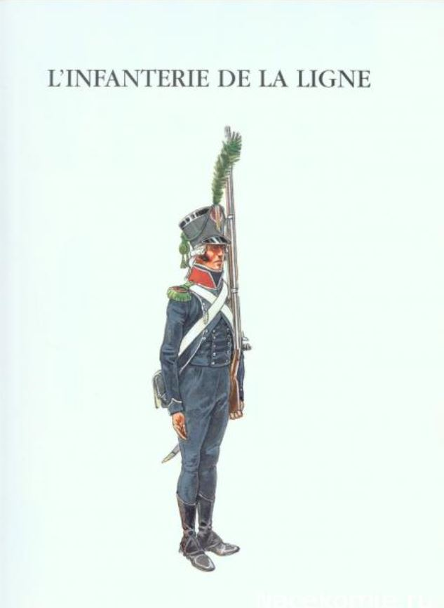 Uniforme de l'armée française Lingef10