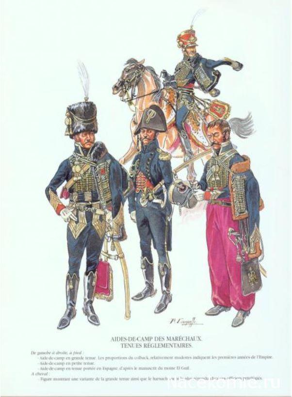 Uniforme de l'armée française Ytamaj18