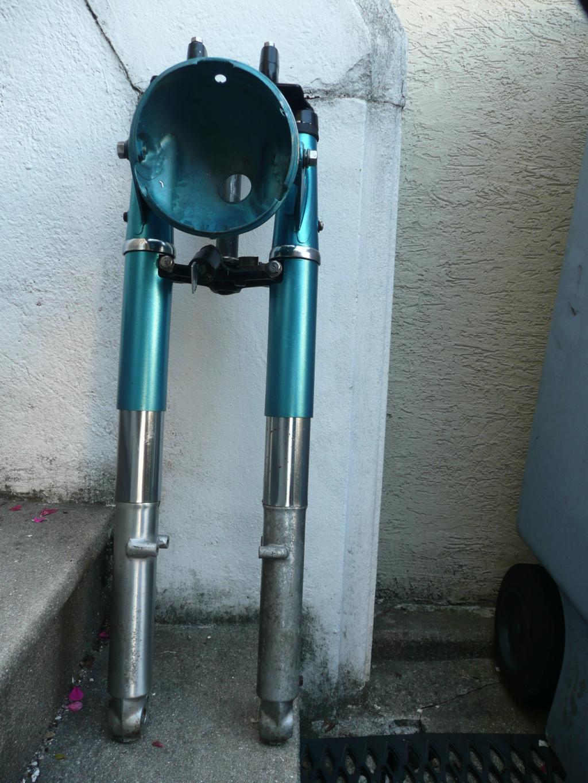 CB125 JX, electricité recalcitrante.  P1140417